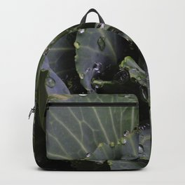Green Bliss (3rd in Cabbage collection) Backpack