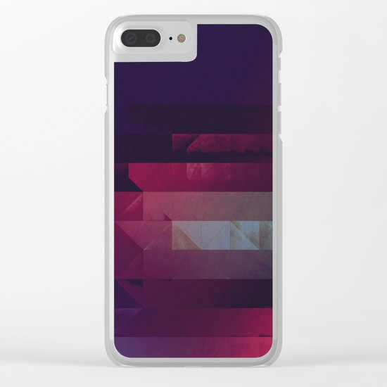 Nytewysh Clear iPhone Case