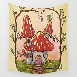 Spring Day Wall Tapestry