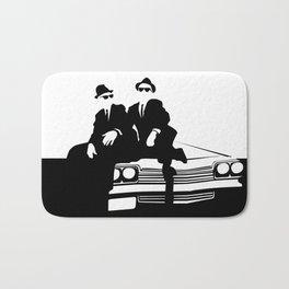 Blues Brothers Bath Mat
