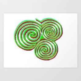 triknot Art Print