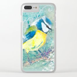Morning air Clear iPhone Case