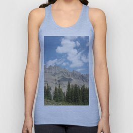 Jasper mountain Unisex Tank Top
