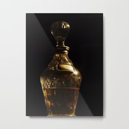 The bottle #2 Metal Print