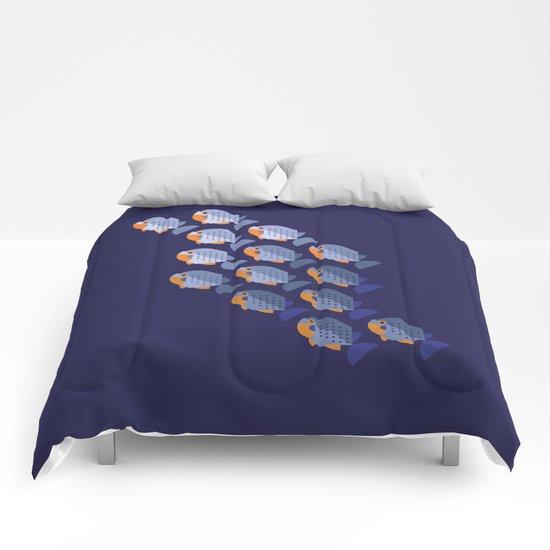 Mine, mine mine! Comforters