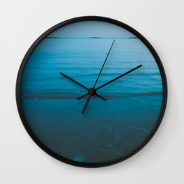 Summer of Love by the Sea II Wall Clock