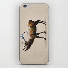 The Rocky Mountain Elk iPhone Skin