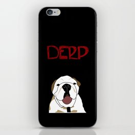Derp Case 2 iPhone Skin