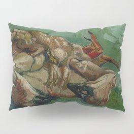 Crab on its Back Pillow Sham