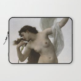 William-Adolphe Bouguereau - Dawn Laptop Sleeve