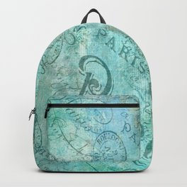 Pass Port To Paris Backpack