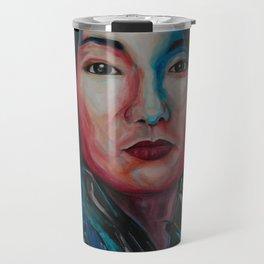 MAGGIE -張曼玉 Travel Mug