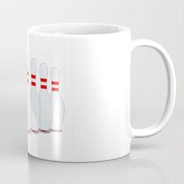 Ten Pins Coffee Mug