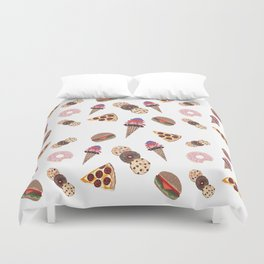Some Of My Favorite Things Duvet Cover