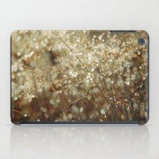 Autumn dew iPad Case