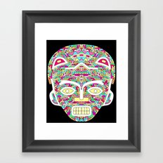 Keeper Framed Art Print