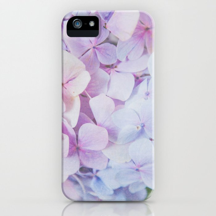Bloomin' Fabulous Hydrangeas iPhone Case