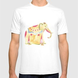 Robed Elephant T-shirt