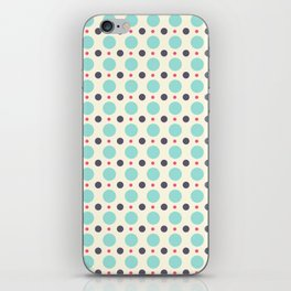 Dots (planets) iPhone Skin