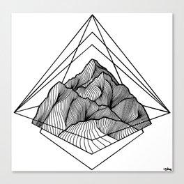 Bell Jar Canvas Print