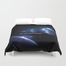 Lion - sign of the zodiac Duvet Cover
