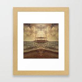 Imagination Island Framed Art Print