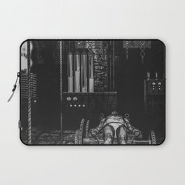 Frankenstein's Monster In The Lab Laptop Sleeve