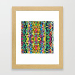 Up to Muff Framed Art Print