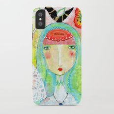 Sacred Slim Case iPhone X