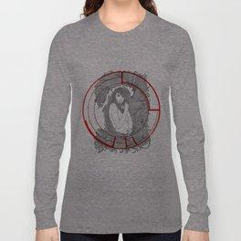 Target Nouveau. Long Sleeve T-shirt