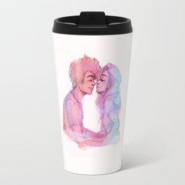 Lilac Sky Travel Mug