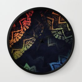 Doily Wall Clock