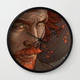 Captain Flint, Black Sails Wall Clock