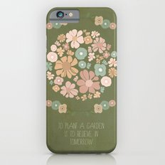 Plant a Garden Slim Case iPhone 6s