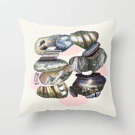 cicle Throw Pillow