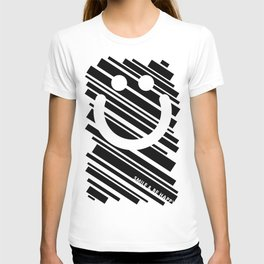 smile and be happy T-shirt