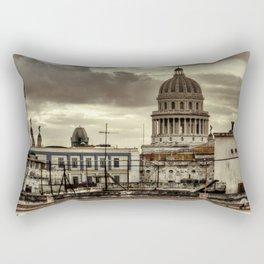 CUBA - CAPITOLIO Rectangular Pillow