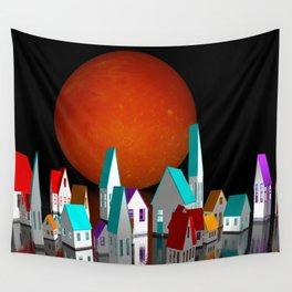 geometric horizon -13b- Wall Tapestry