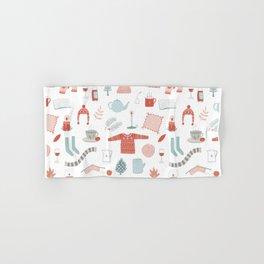 Hygge Cosy Things Hand & Bath Towel