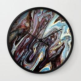 Rip Tide Wall Clock