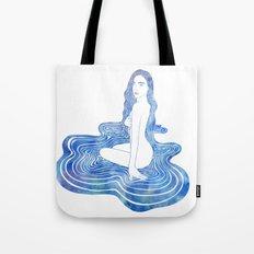 Water Nymph CII Tote Bag