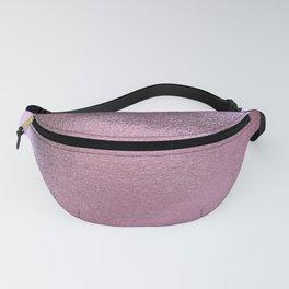 beautiful pink foil Fanny Pack