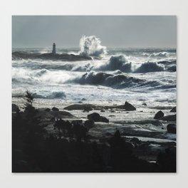 Storm of Grayson Canvas Print