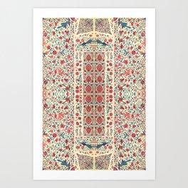 Persian 4 Art Print