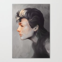 Morten Harket, a-ha Canvas Print
