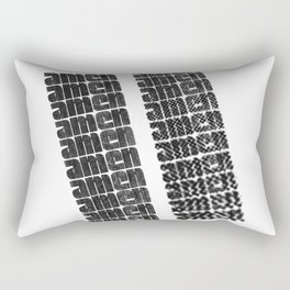 AMEN Rectangular Pillow
