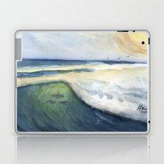 Warm Waves Laptop & iPad Skin