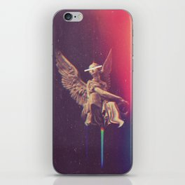 by that sin fell the angels iPhone Skin
