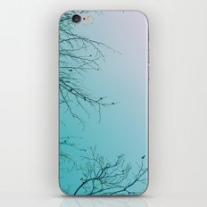 Impressions of nature, the tree paints beautiful pictures iPhone & iPod Skin