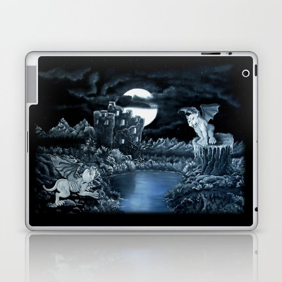 GOLEM vs GOLEM  Laptop & iPad Skin